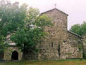Монастырь Иоанна Зедазнийского