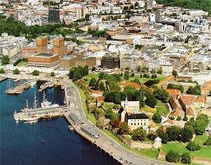Столица Норвегии - Осло