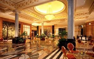 Все из золота и все блестит в отеле «Эмпайр»