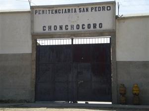 тюрьмf строгого режима Чончокоро расположена на боливийском альтиплано на высоте 4000 м. над уровнем моря