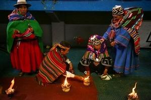 В каждой из провинций имеются свои традиции колдовства
