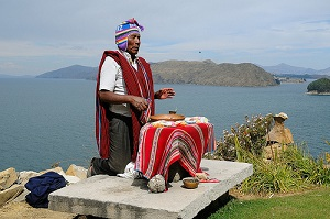 К колдунам в Боливии отношение трепетное