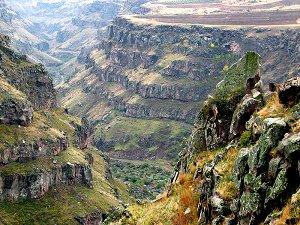 Армения - самая высокогорная страна Закавказья