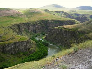 География Армении