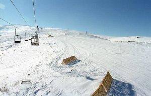 Цахкадзор - горнолыжный курорт Армении