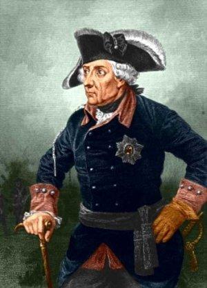 Король Фридрих II Прусский