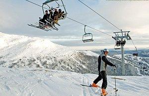 Оре, самый крупный горнолыжный курорт Швеци