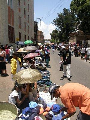 Улица Антананаривы