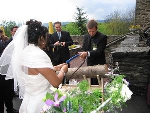 Свадебные традиции немцев старее самого христианства