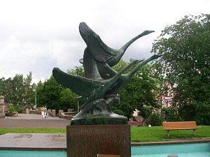 Аланды - единственная губерния Финляндии