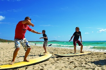 блестящая возможность заняться серфингом