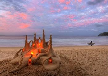 Солнечный берег является одним из лучших и красивейших мест в Австралии