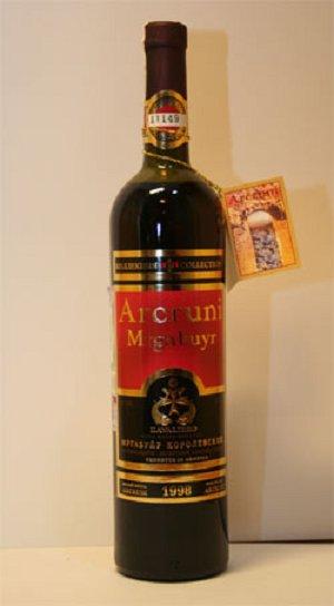 Вино армянское