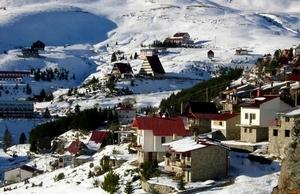 Попова Шапка - один из самых популярных горнолыжных курортов в Македонии