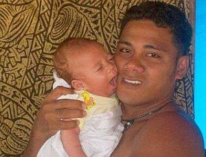 Семья на Самоа