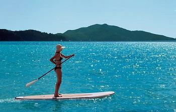 самым популярным островом, находящимся рядом с Большим барьерным рифом, является Хамильтон