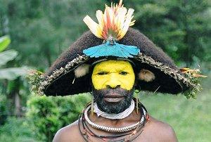 Коренные жители Анголы
