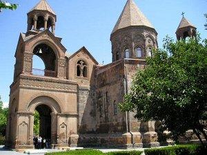 Церковь Сурб Аствацацин