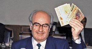 Македонский экономист и государственный деятель, первый премьер-министр Республики Македония