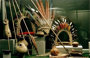 Музей Тиванаку находится на небольшой улочке в центре Ла-Паса