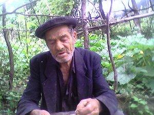 Абхазский долгожитель