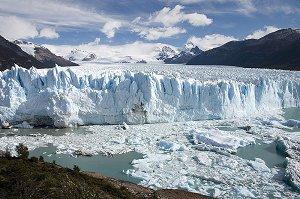 причина исчезновения ледника