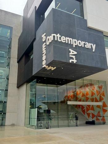 крупнейший музей Австралии Музей Современного Искусства
