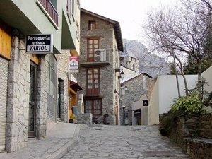 улочки Андорры