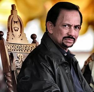 фото султан брунея