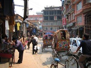 Транспорт в Непале