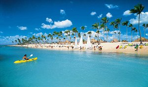жаркие Доминиканы