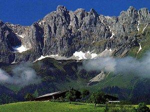 Отдых в Австрии в горах летом