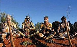Австралия и Океания мифология