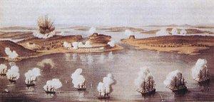 Бомарзунд - взятие русской крепости Бомарзунд