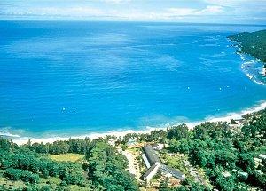 городок Бежай-вид на море