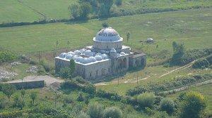Свинцовая мечеть в Шкодере
