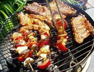 традиционное барбекю