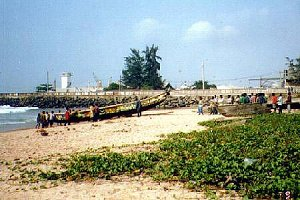 порт Котону