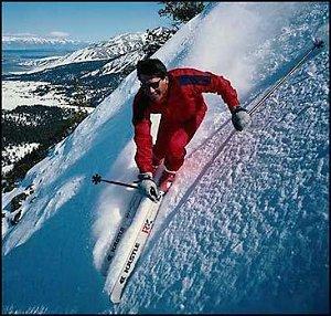 Австралийский горный лыжник