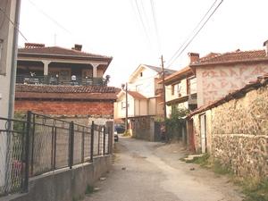 В деревне Вевчани нет ни римской древности, ни средневековой помпезности, зато есть история