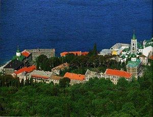 Афон Свято-Пантелеимонов монастырь
