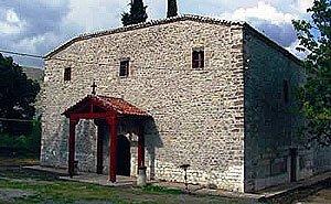 Монастырь во имя святого мученика Иоанна-Владимира