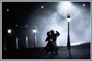 Красивый танец Танго