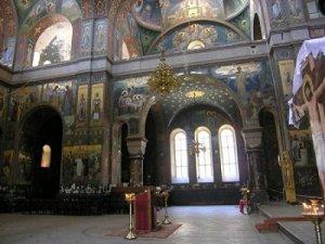 Православный монастырь в Новом Афоне