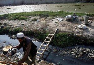 Так в Кабуле (Афганистан) готовят чай