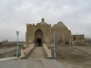 Мавзолей «Астана-баба»
